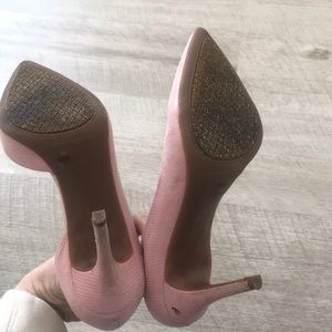 Jessica Simpson Shoes - Light pink jessica Simpson pumps size 7